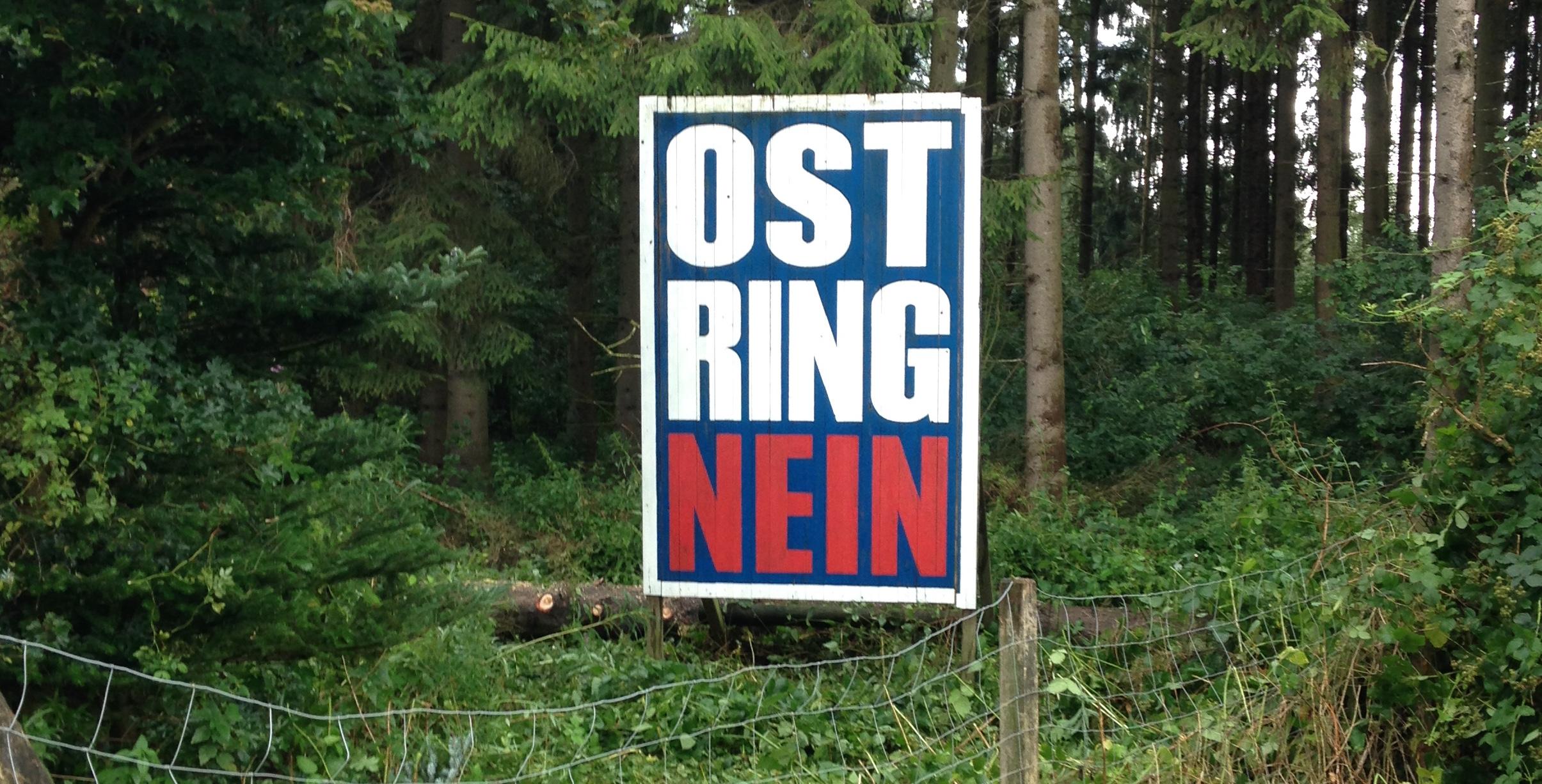 Foto: BürgerInitiative Ostring (BIO)