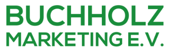 Logo Buchholz Marketing eV